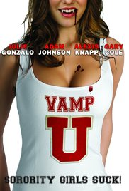 Watch Free Vamp U (2011)