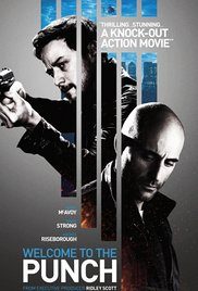 Watch Free Welcome to the Punch (2013)