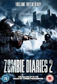 Watch Free Zombie Diaries 2 (2011)