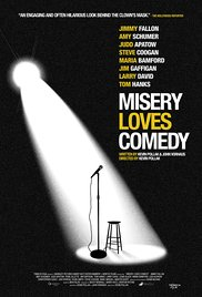 Watch Free Misery Loves Comedy (2015)