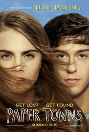 Watch Free Paper Towns (2015)