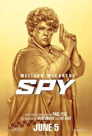 Watch Free Spy (2015)