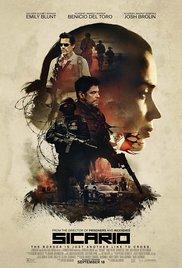 Watch Free Sicario (2015)
