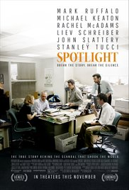 Watch Free Spotlight (2015)
