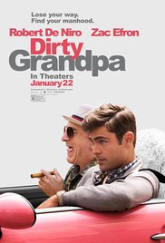 Watch Free Dirty Grandpa (2016)