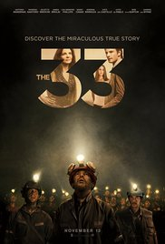 Watch Free The 33 (2015)