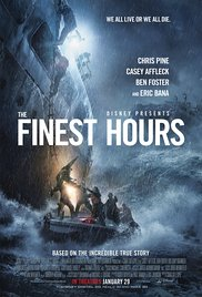 Watch Free The Finest Hours (2016)