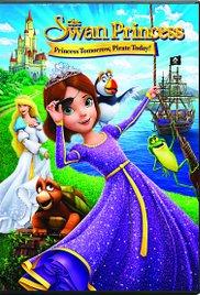 Watch Free The Swan Princess: Princess Tomorrow, Pirate Today! (2016)