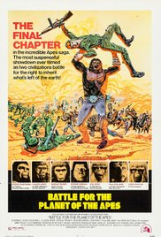 Watch Free Battle for the Planet of the Apes (1973)