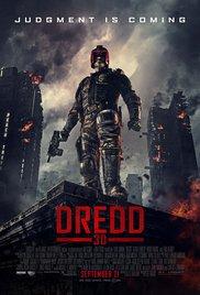 Watch Free Dredd (2012)