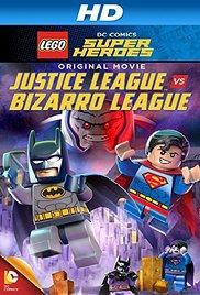 Watch Free Lego DC Comics Super Heroes: Justice League vs Bizarro League (2015)
