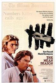 Watch Free The Mean Season (1985)
