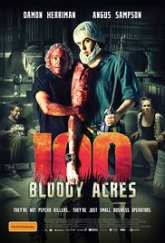 Watch Free 100 Bloody Acres (2012)