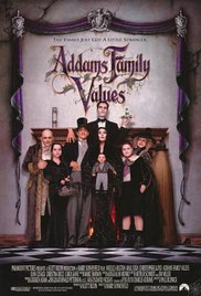 Watch Free Addams Family Values (1993)