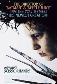 Watch Free Edward Scissorhands (1990)