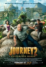 Watch Free Journey 2: The Mysterious Island (2012)