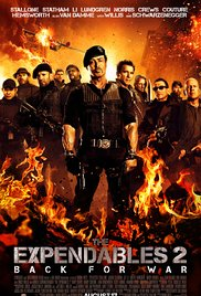 Watch Free The Expendables 2 (2012)