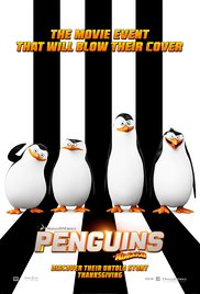 Watch Free Penguins of Madagascar (2014)