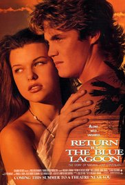 Watch Free Return To The Blue Lagoon 1991