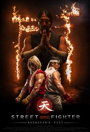 Watch Free Street Fighter 2014