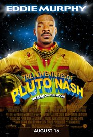 Watch Free The Adventures of Pluto Nash (2002)