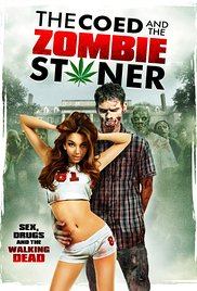 Watch Free The Coed and the Zombie Stoner (2014)