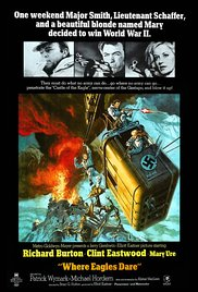 Watch Free Where Eagles Dare (1968)