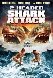 Watch Free 2 Headed Shark Attack (2012)
