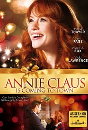 Watch Free Annie Claus is Coming to Town 2011