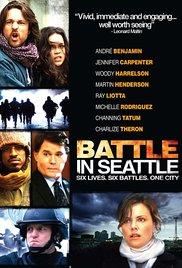 Watch Free Battle in Seattle (2007)
