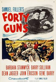 Watch Free Forty Guns (1957)