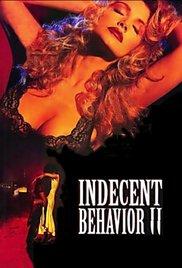 Watch Free Indecent Behavior II (1994)