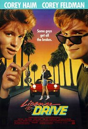 Watch Free License to Drive (1988)