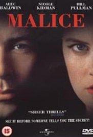 Watch Free Malice (1993)