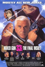Watch Free Naked Gun 3 The Final Insult (1994)