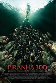 Watch Free Piranha 3DD (2012)