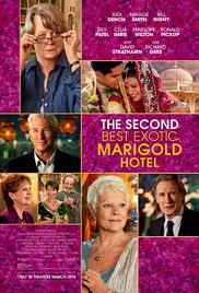 Watch Free The Second Best Exotic Marigold Hotel (2015)