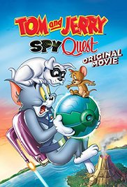 Watch Free Tom and Jerry: Spy Quest 2015