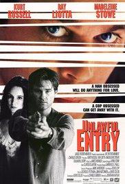 Watch Free Unlawful Entry (1992)