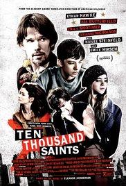 Watch Free 10000 Saints (2015)