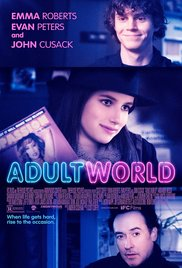 Watch Free Adult World (2013)