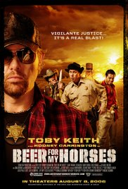 Watch Free Beer for My Horses (2008)