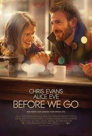 Watch Full Movie :Before We Go (2014)