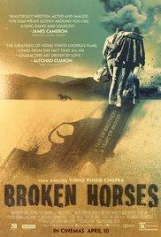 Watch Free Broken Horses (2015)