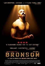 Watch Free Bronson (2008)