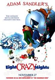 Watch Free Eight Crazy Nights (2002)