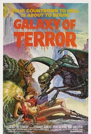 Watch Free Galaxy of Terror (1981)