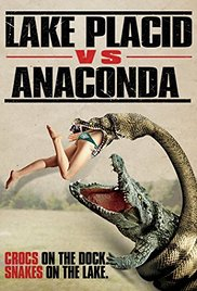 Watch Free Lake Placid vs. Anaconda (2015)