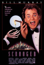 Watch Free Scrooged (1988)