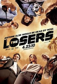 Watch Free The Losers (2010)